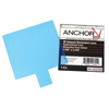 Anchor Brand Cover Lens, 100% Polycarbonate, Anchor, Inside Cover Lens, 1 5/8 In X 3 9/16 In ANR 101-A-429