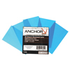 Anchor Brand Cover Lens, Miller, Inside Cover Lens, 5 1/4 In X 4 1/2 In, 100% Polycarbonate ANR 101-UV327M