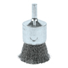 Anchor Brand Crimped Wire End Brush, Stainless Steel, 1 In X 0.006 In ANR 102-1EBA006S