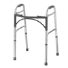 Walkers: Drive Medical - Deluxe Two Button Folding Walker