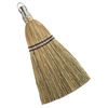 Anchor Brand Whisk Brooms, 10 In Trim L, 100% Broom Corn Fill ANR 103-400WB
