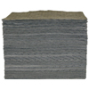 Anchor Brand Universal Sorbent Pads, Absorbs 2.5 Gallons/Bale, 15 In X 17 In ANR 103-AB-BPU100