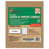 Ability One AbilityOne™ Recycled Labels NSN 5789290