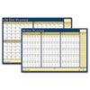 Ability One AbilityOne™ 90-Day/120-Day Undated Reversible/Erasable Flexible Planner NSN 2074059