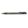 Ability One AbilityOne™ Rubberized Retractable Pen NSN 4220314