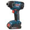 Bosch Power Tools Litheon™ Impactor™ Cordless Fastening Drivers BPT 114-25618-02