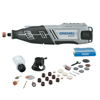 Bosch Power Tools 8220 Series High Performance Cordless Rotary Tool Kits, W/2 Batteries, 31-Piece BPT 114-8220-2/28