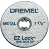 Dremel EZ Lock Cut-Off Wheels DRM 114-EZ456