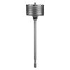 Bosch Power Tools Spline Carbide Tipped Core Bits w/Integral Shank BPT 114-HC8075