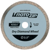 Rotozip Zip® Wheels RTZ 114-RZDIA1