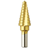 Bosch Power Tools Titanium Coated Step Drill Bits BPT 114-SDT5