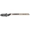 Bosch Power Tools High Carbon Steel Jigsaw Blades BPT 114-T101B100