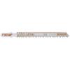 Bosch Power Tools Bi-Metal Jigsaw Blades BPT 114-T101BF