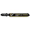 Bosch Power Tools Carbide-Tipped Jigsaw Blades BPT 114-T118AHM