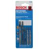 Bosch Power Tools 5 Piece Carbon Steel Jig Saw Blade Sets BPT 114-T500