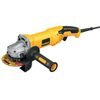 DeWalt High Performance Angle Grinders, 5/6 Dia, 13 A, 9,000 RPM, Trigger; No-Lock DEW 115-D28065N
