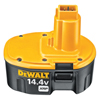 DeWalt XRP Rechargeable Battery Packs, 14.4 V DEW 115-DC9091
