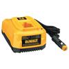 DeWalt One-Hour Vehicle Battery Charger For 7.2V-18V Nicd/Nimh/Li-Ion Batteries DEW115-DC9319