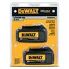 DeWalt 20V MAX Lithium Ion Batteries, 20 V Lithium Ion, 2 Per Pack DEW 115-DCB200-2
