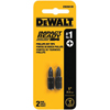 DeWalt Impact Ready® Power Bits DEW 115-DW2001IR