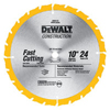 DeWalt Construction Miter/Table Saw Blades DEW 115-DW3112