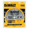 DeWalt Construction Miter/Table Saw Blades DEW 115-DW3114