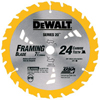 DeWalt Portable Construction Saw Blades DEW 115-DW3178