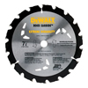 DeWalt Portable Construction Saw Blades DEW 115-DW3191
