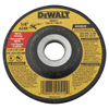DeWalt High-Performance Metal Grinding/Cutting Wheels, Type 27, 4 1/2, A60T Grit DEW 115-DW8424H