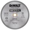 DeWalt Continuous Rim Diamond Blades DEW 115-DW4702