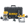 DeWalt Routers DEW 115-DW616PK