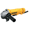 DeWalt Small Angle Grinders, 4 1/2 In Dia., 11A, 11,000 RPM, Slide Switch DEW 115-DWE402G
