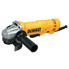DeWalt Small Angle Grinders, 4 1/2 In Dia, 11A No Lock-On, 11,000 RPM, Paddle Switch DEW 115-DWE402N