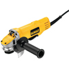 DeWalt Small Angle Grinders, 4 1/2 In Dia, 9A, 12,000 RPM, Paddle Switch DEW 115-DWE4120N