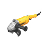 DeWalt 4HP Large Angle Grinders, 9 In Dia, 15 A, 6,500 RPM, Lock-On; Trigger DEW 115-DWE4519