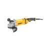 DeWalt 4.7HP Large Angle Grinders, 7 In Dia, 15 A, 8,500 RPM, Lock-On; Trigger DEW 115-DWE4557