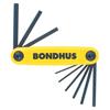 Bondhus GorillaGrip® Fold-Ups BON 116-12589
