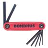 Bondhus GorillaGrip® Fold-Ups BON 116-12592