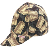 Comeaux Caps Deep Round Crown Caps, One Side, One Size Fits All, Assorted Solids CMC 118-1000ESOL