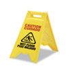 Ability One AbilityOne™ SKILCRAFT® Wet Floor Sign NSN 5882362