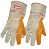 Boss Gauntlet Cuff Chore Gloves, Safety Cuff, Large BSS 121-1BC28372