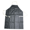Boss Aprons, 35 In X 45 In, Polyester; Rubber; Natural Cotton, Black BSS 121-4RC0104