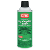 CRC Dry Graphite Lube, 10 oz, Aerosol Can, Black CRC 125-03094