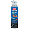 cleaning chemicals, brushes, hand wipers, sponges, squeegees: CRC - Wasp & Hornet Killer Plus™ Insecticides