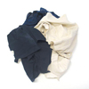 Hospeco Mixed Color Medium Weight Rags HSC 125-25