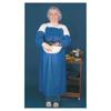 Memphis Glove Vinyl Aprons, 35 In X 45 In, Vinyl, Blue CRW 127-063R4