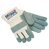 Memphis Glove Heavy-Duty Side Split Gloves, Large, Leather CRW 127-1700L