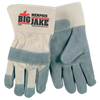 Safety-zone-canvas-gloves: Memphis Glove - Big Jake Gloves, Xx-Large, Gray/White