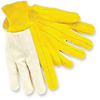 Gloves Canvas Gloves: Memphis Glove - Golden Chore Gloves, Large, Gold