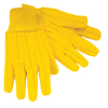 Gloves Canvas Gloves: Memphis Glove - Golden Chore Gloves, Dual Construction, Large, Gold